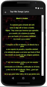 Nudozurdo Song Lyrics apk screenshot