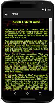 Shayne Ward Song Lyrics screenshot 4