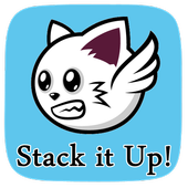 Stack Up 2D: Block Stacker Challenge icon