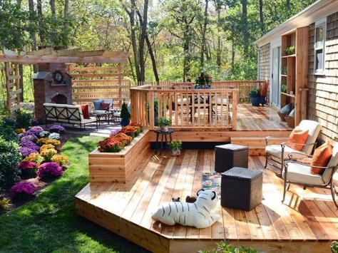 DIY Backyard Projects apk screenshot