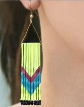 diy beautiful earrings screenshot 8