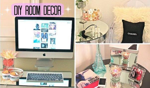 DIY Bedroom Decorations poster