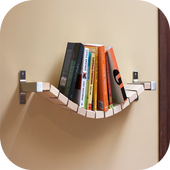 DIY Bookshelf Ideas icon