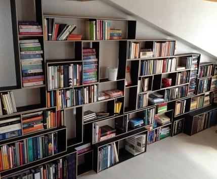 DIY Bookshelf Ideas screenshot 4