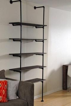 DIY Bookshelf Ideas screenshot 6