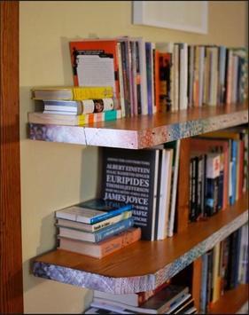 DIY Bookshelf Ideas screenshot 2