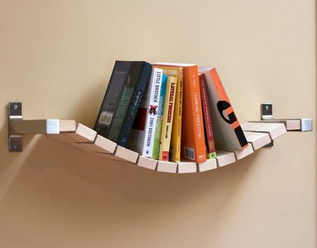 DIY Bookshelf Ideas screenshot 3