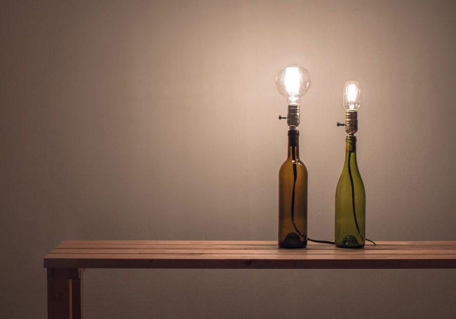 Diy Bottle Lamp For Android Apk Download