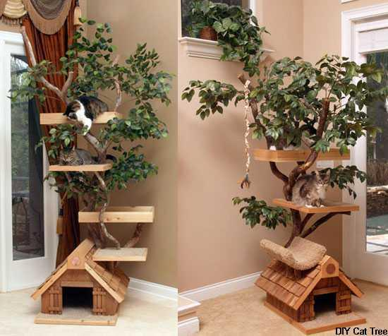 DIY Cat Tree Ideas for Android - APK Download