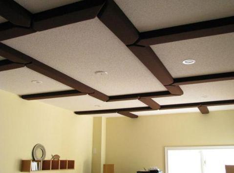DIY ceiling designs poster