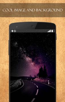 Night Magic Plains Wallpaper screenshot 1
