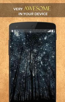 Night Magic Plains Wallpaper screenshot 3