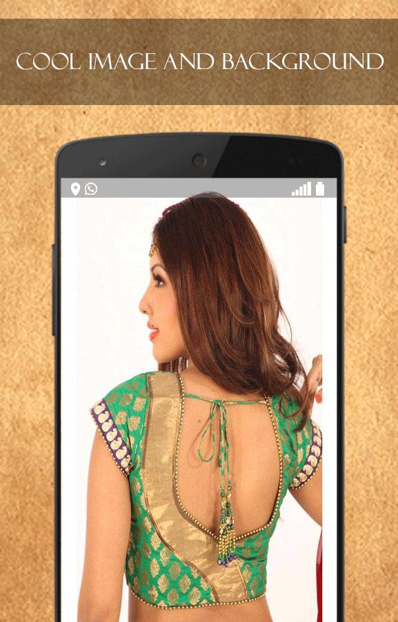 Latest Blouse Design Gallery poster