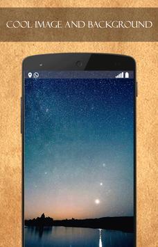 Stars wallpaper screenshot 1