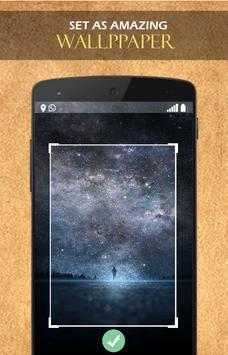 Stars wallpaper screenshot 2