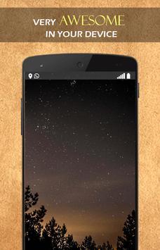 Stars wallpaper screenshot 3