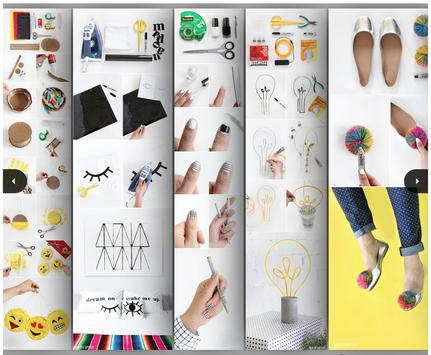 DIY Crafts Step poster