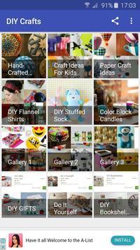DIY Crafts poster