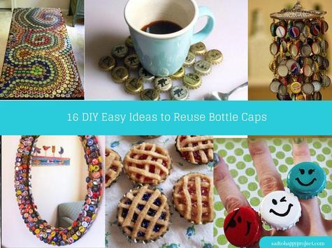 DIY creative crafts poster