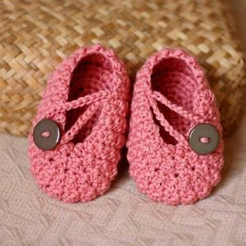 DIY Crochet Baby Slippers screenshot 3