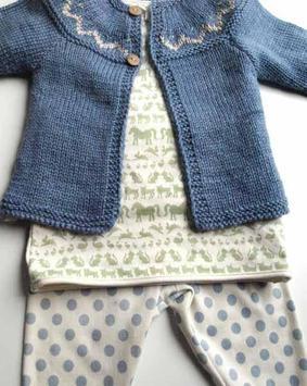 DIY Crochet Child Sweater poster