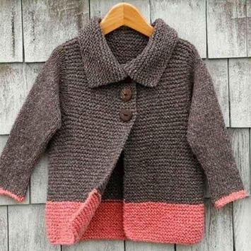 DIY Crochet Child Sweater screenshot 1