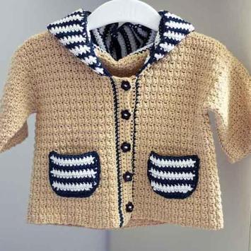 DIY Crochet Child Sweater screenshot 2