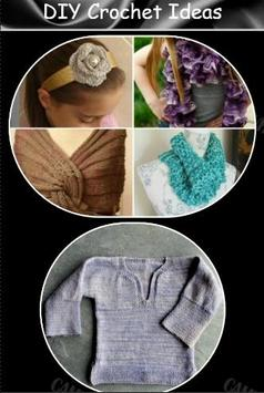 DIY Crochet Ideas apk screenshot
