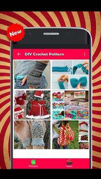 DIY Crochet Pattern Ideas screenshot 1