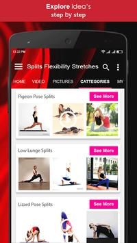 Splits Flexibility Stretches screenshot 3
