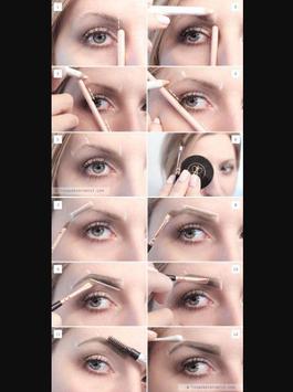 DIY Eyebrow Makeup Tutorial poster
