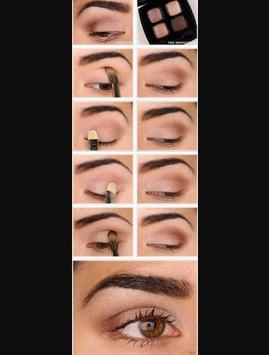 DIY Eyebrow Makeup Tutorial screenshot 3