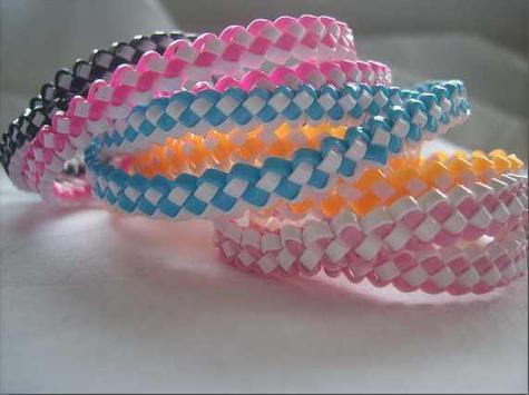 Diy Easy Bracelets poster