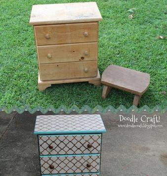 DIY Furniture Craft Project poster