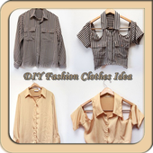 DIY Fashion Clothes Ideas icon