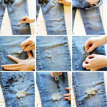 DIY Fashion Clothes Ideas screenshot 4