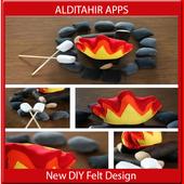 New DIY Felt designs icon