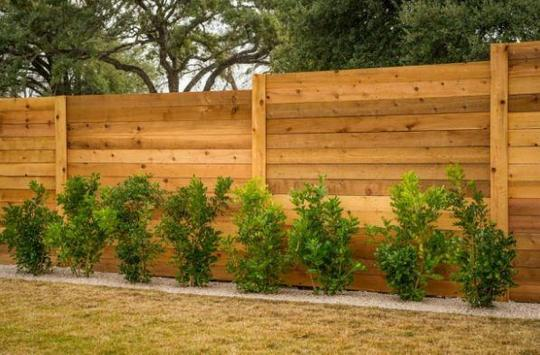 DIY fence designs screenshot 1