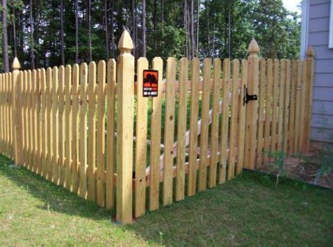 DIY fence designs screenshot 4