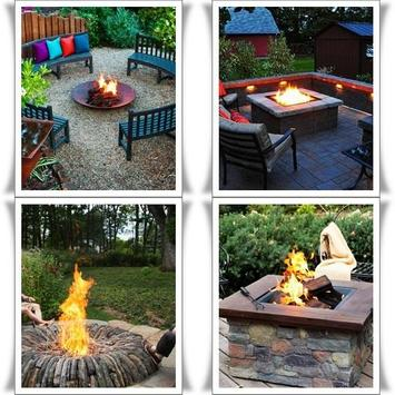 DIY Fire Pits Ideas poster