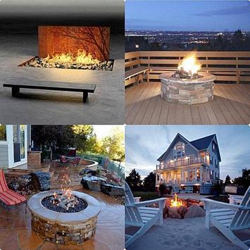 DIY Fire Pits Ideas screenshot 1