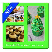 Cupcake Decorating Inspiration icon