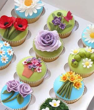 Cupcake Decorating Inspiration poster