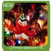 Christmas Wallpapers 4K icon