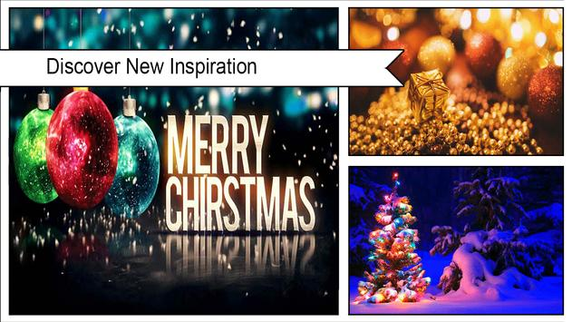 Christmas Wallpapers 4K poster