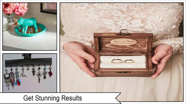 Creative DIY Ring Holder apk screenshot