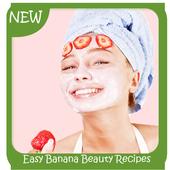 Easy Banana Beauty Recipes icon