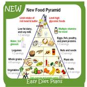 Easy Diet Plans icon