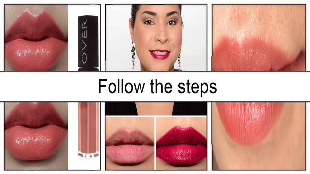 Easy DIY Marsala Lip Gloss screenshot 4