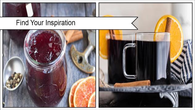 Easy DIY Orange Mulled Wine poster